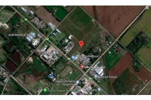 Terrenos x Ruta 32 al lado de semillero Biscayart
